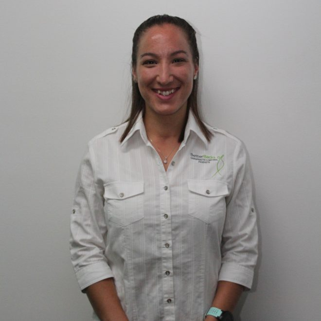 Melissa Leeson, Naturopath and Remedial Massage Therapist