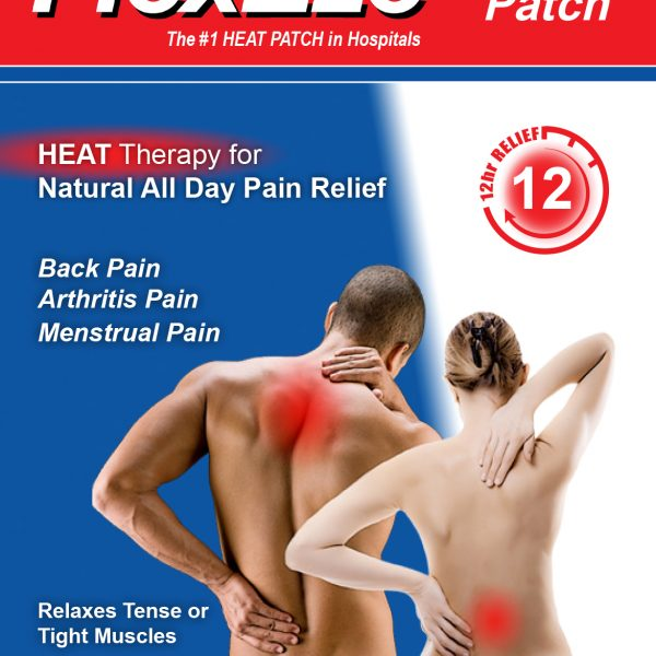 Heat Therapy for Naural All Day Pain Relief - Better Backs Melbourne