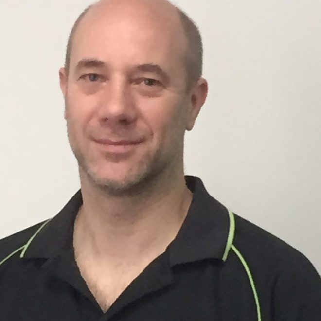Simon Gunn Remedial massage therapist